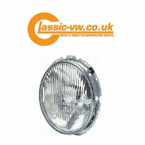 Mk1 Golf Headlight, Hella LHD, Caddy, Cabrio 321941753B